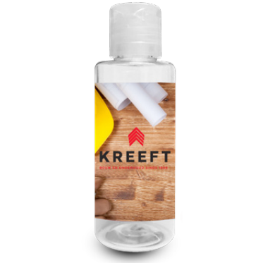 Flesje desinfecterende handgel | 50 ml | 75% alcohol
